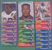 1989 Score Minnesota Vikings Football Set - $3.99