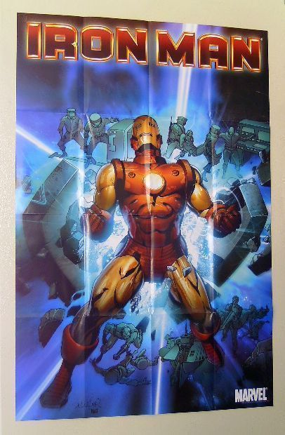 invincible iron man 1 cover art homage marvel poster posters
