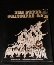 1973 Peter Principle Bookcase Game - $17.10