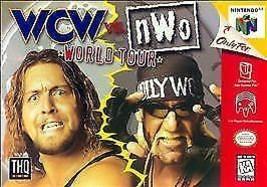 WCW vs. NWO World Tour (Nintendo 64, 1997) - $11.76