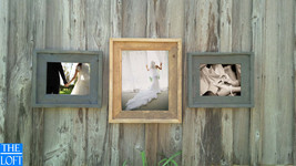 Gallery Wall (All Finishes) - Includes 16x20 & Two 11x14 Frames - The Loft Signa - $261.00
