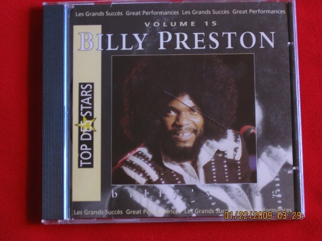 Primary image for Billy Preston-Billy's Bag
