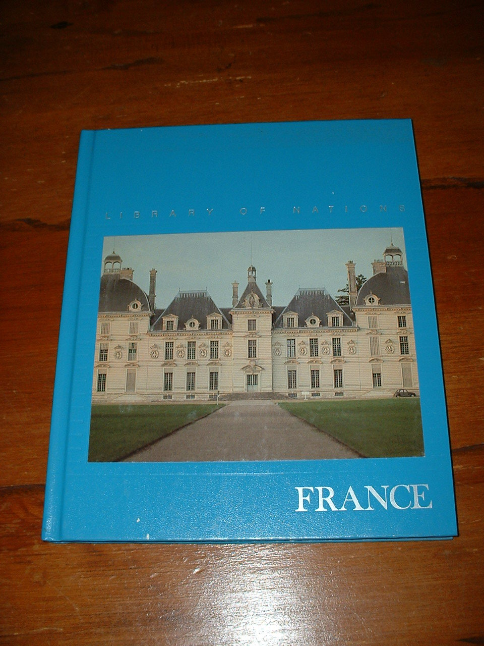 (3) Time-Life LIBRARY OF NATIONS books -- Italy, France, The Soviet Union