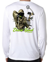 Hunting t shirt Dixie Land Outdoors Bow hunter bow long sleeve microfiber  - $29.69+