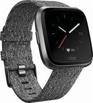 Fitbit Versa Smart Watch Heart Rate Monitor Brand New PEBBLE ONLY - $94.99