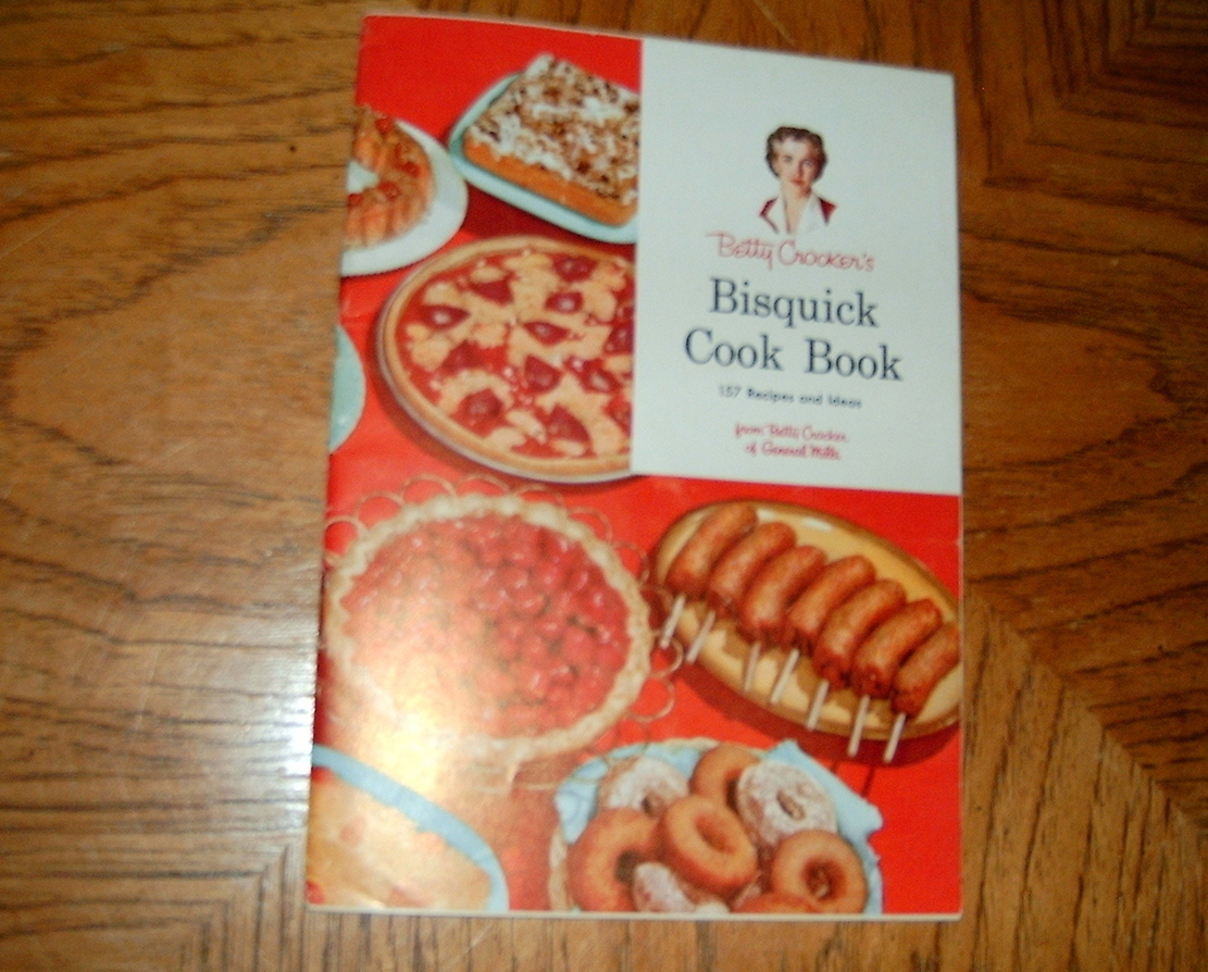Primary image for Betty Crockers Bisquick Cook Book 157 Recipes and Ideas
