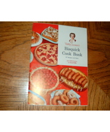 Betty Crockers Bisquick Cook Book 157 Recipes and Ideas - $3.75