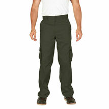 Men's Tactical Combat Military Army Work Twill Cargo Pants Trousers image 8