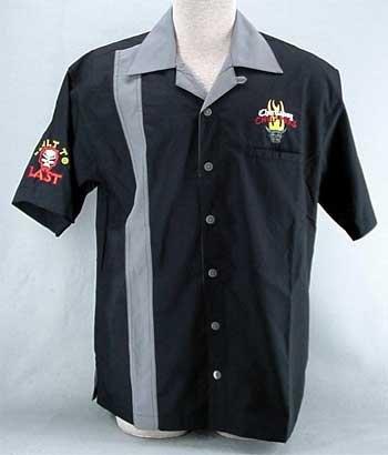 Chernabog bowling shirt 1