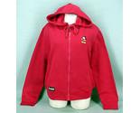 Mm red zip hoodie 1 thumb155 crop