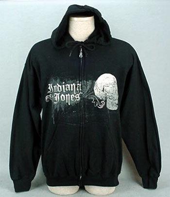 Indiana jones hoodie 1