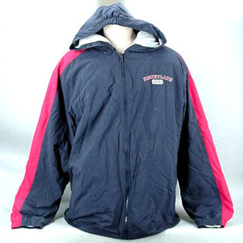 Mm blue red hoodie 1