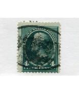 1883 U.S. Scott #211 Four Cent Jackson Stamp Used - $3.95