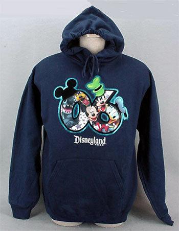 Disneyland navy 06 hoodie 1