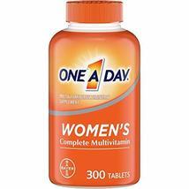 ONE A DAY 120802 Women's Health Formula Multivitamin, B-Vitamins, Multiminerals  - $32.14