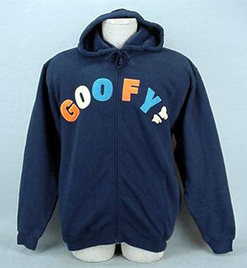 Goofy 2006 navy hoodie 1