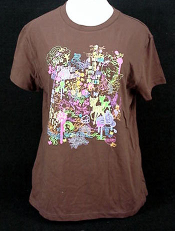 Brown collage ts 1