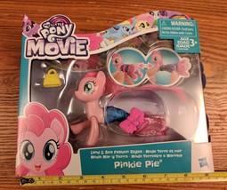 My Little Pony the Movie Pinkie Pie Land & Sea Fashion Styles Sea Pony NEW - $12.00