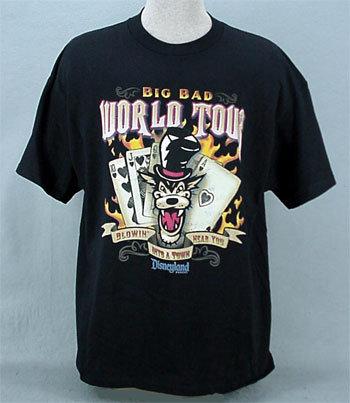 Big bad wolf world tour 1