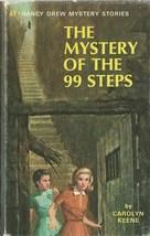 Nancy drew   mystery of the 99 steps thumb200