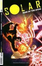 Solar, Man of the Atom (Vol. 3) #12A VF/NM; Dynamite   save on shipping ... - $9.99