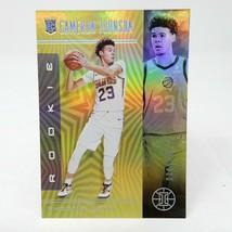 2019-20 Panini Illusions Cameron Johnson SP RC Yellow Mega Refractor #/1... - $14.80