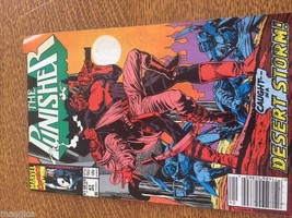 The Punisher  Marvel Early 90's - $0.99