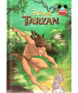 Disney's Tarzan by Edgar Rice Burroughs 0717289079 - $3.00
