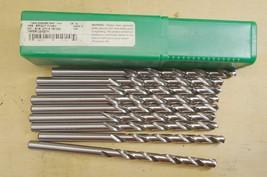 """9 Precision Twist Drill 5/16"""" Hss M2 Grade Taper Length Drill Bit 4"""" Flutes R51 - $39.99"""