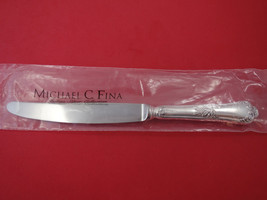 "Floreale By Zaramella Sterling Silver Dinner Knife 9 3/4"" New - $103.55"