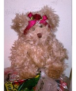 Small Brown Bear Stuffed Animal Fluffy and Furry Cute  - €12,63 EUR
