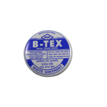 B-TEX Ointment 14grams Eczema Ringworm Itches Cold Cracks & Pimples - $6.00+