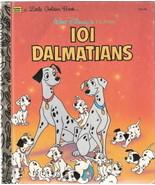 101 Dalmatians by Justine Korman 0307001164 - $2.00