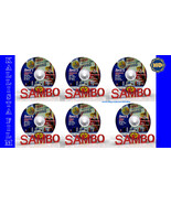 32th World Cup. Sports and combat sambo.6 DVD (Disc only). - $13.09