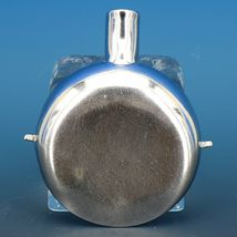 Art Deco 1939 Revere Saturn Syle Nickel Plated Brass & Copper Ash Tray Receiver image 12