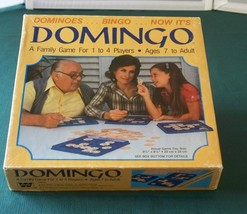 Domingo Family Game  Whitman 1982 Complete Contents VGC - $9.25