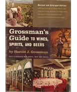 Grossman's Guide to Wines, Spirits, and Beers. 4th Revised a - $10.99
