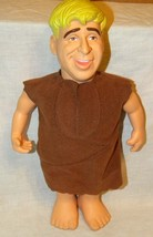 Dakin Barney Rubble from Flintstones 12-inch doll - $10.00