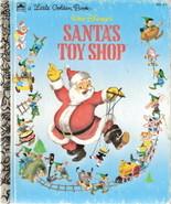 Santa's Toy Shop by Al Dempster 0307020703 - $2.00