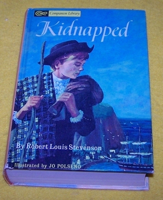 Vintage Tom Sawyer Dedective Plus Kidnapped Book 2 Sided