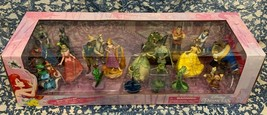 Disney Princess Mega Deluxe Figure Play set New - $71.90