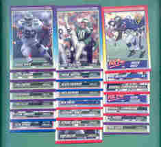 1990 Score Philadelphia Eagles Football Team Set  - $3.99