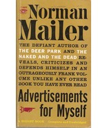 Advertisements for Myself by Mailer, Norman  - $3.99