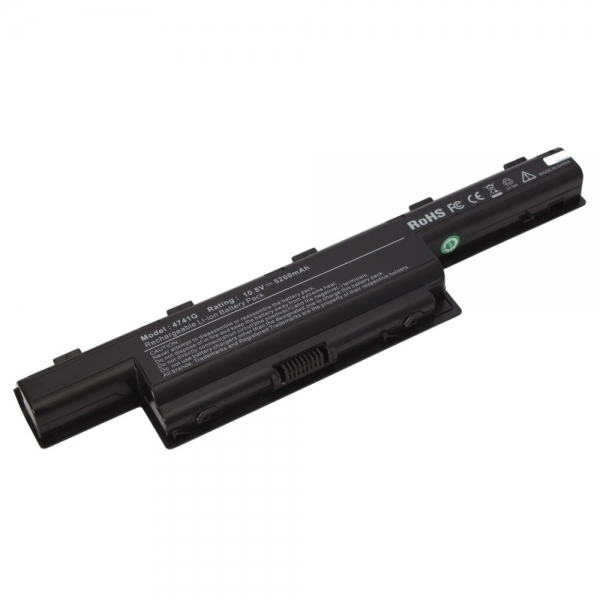 Primary image for Replacement 5200mAh Battery for Acer Aspire 4771G 5251 5253 5253G 5551 5551G 555