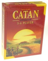 Catan 5-6 Player Extensio Board Game Settlers Klaus Teubers Trade Build ... - $22.99