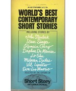 World's Best Contemporary Short Stories Selected By the Edit - $3.99