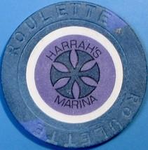 Roulette Casino Chip. Harrahs Marina, Atlantic City, NJ. W24. - $4.29