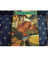 2002 VFW Home for The Holidays Volume 7 Holiday Recipes - $4.00
