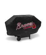 MLB Atlanta Braves Deluxe Padded Grill Cover - $48.01