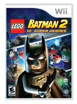 LEGOBatman2: DC Super Heroes - Nintendo Wii [video game] - $7.60